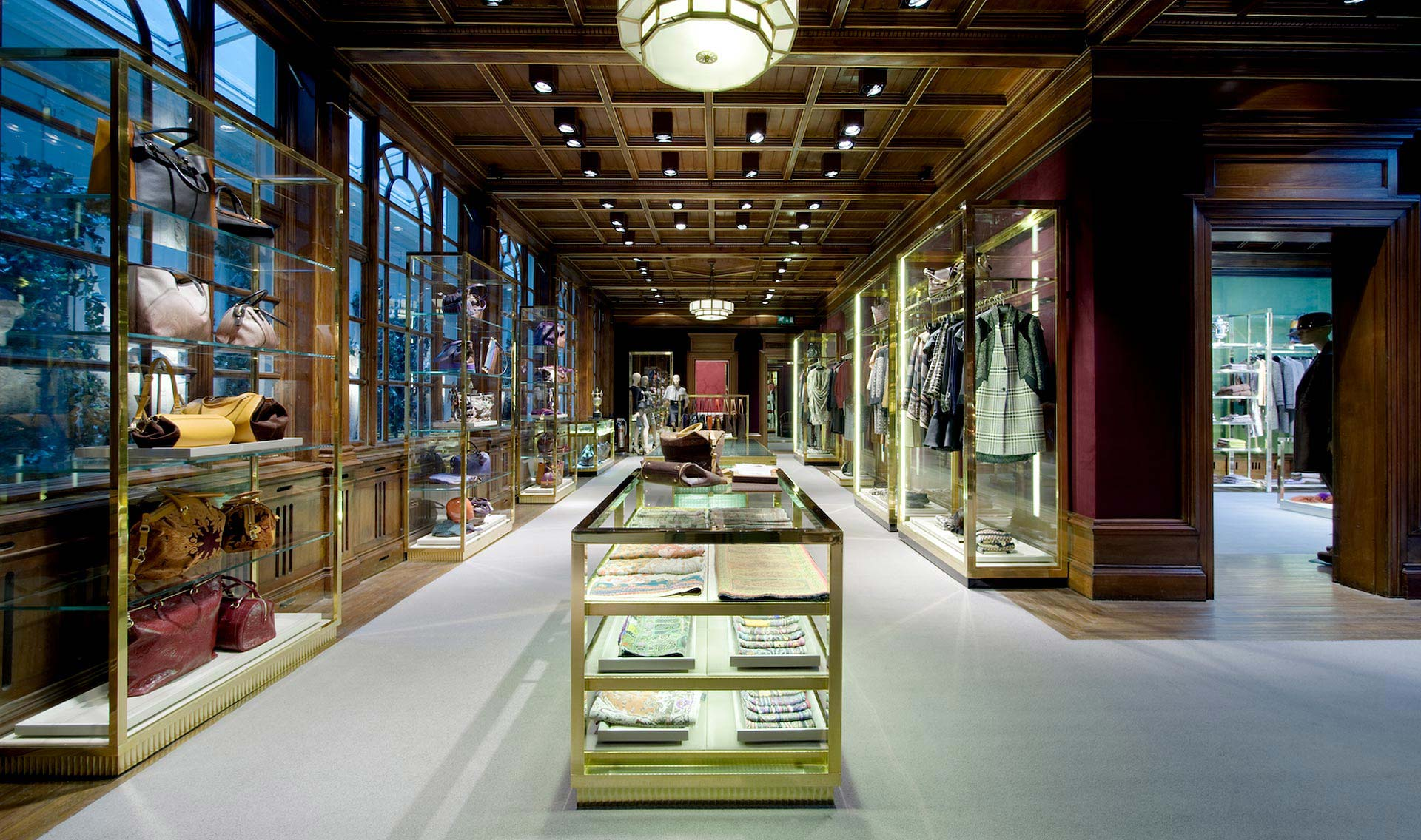 ... harrods mulberry fortnum mason longchamp victoria beckham watches